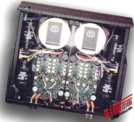 音响器材中的滤波用电解电容器