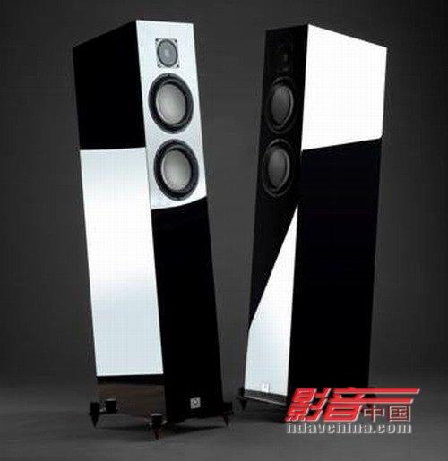 高音柱与低音柱的分频点设在70hz