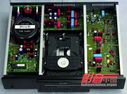 领略音响的乐趣:评声雅a-s90合并式放大器与cd-9激光