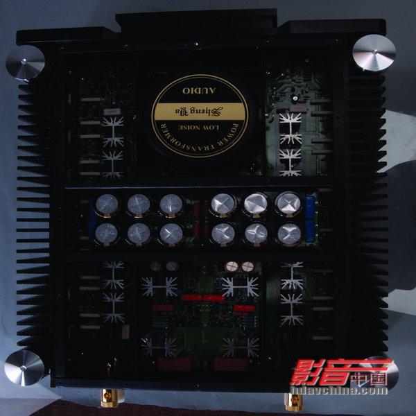 重型加农炮:评声雅cs-3前级+psm-300后级功放