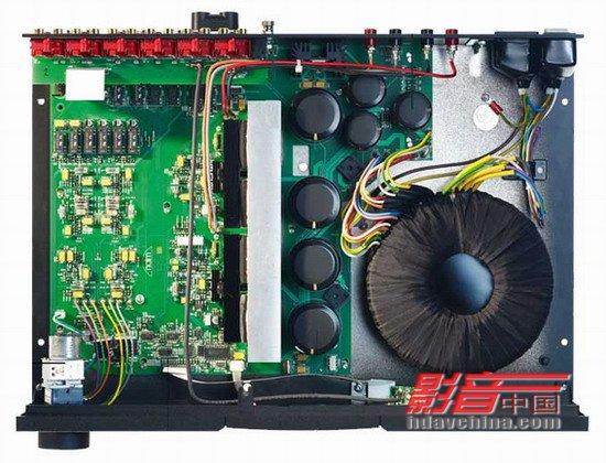 pro8200功放电路板图片