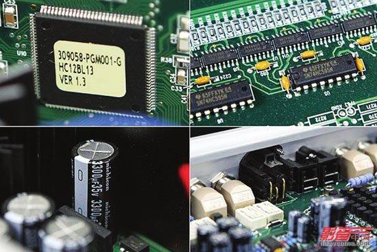更加细腻的声音   Krell这套器材与旧时留给发烧友的印象的确不同:对之前型号器材颇有微词,认为其声音颗粒粗的也可以收回所说的话了。尽管没有搭配Krell Evolution的505 SACD,就用我们试听试长期使用的Vimak CD机搭配丹拿、三角牌、Mission等多款音箱试听均表明Krell Evolution 222与302配合默契,声音润泽甜美,细节刻画非常细腻,听感柔和一点都不过分刺激。我丝毫不会担心它对于动态的描绘,也不怀疑它可以将庞大低频控制得服服帖帖。我很关心在音质音色方面它到底有