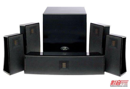 影院系统(也可搭配使用马田卢根高性能的低音音箱)