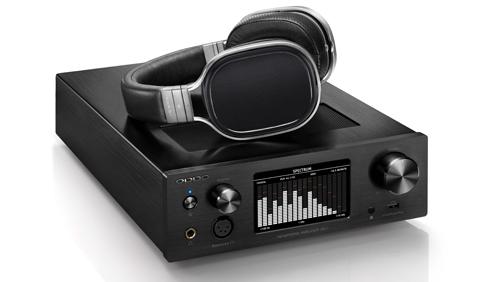 ha-1 dac/耳机放大器&pm-1电磁平面振膜耳机听