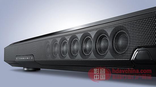 搭载音乐串流技术 雅马哈发布两款新SoundBar