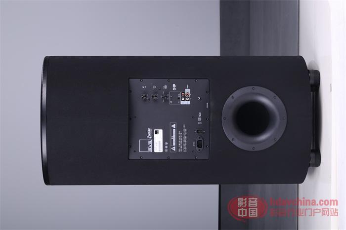 来自垂直高度的重拳轰击美国SVSound  PC-2000有源超