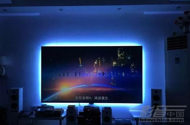 一个小户型客厅的影院式蜕变-南京东宇客厅影院案例赏析
