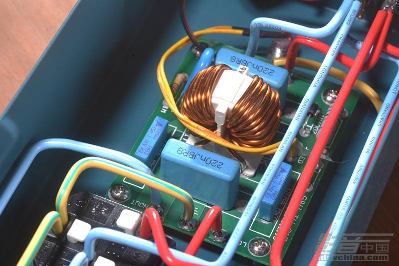 纯粹让细节更清晰:g&w清逸伦tw-dk166a音响专用电源净化器