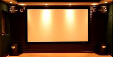 影音与美感契合、专业与时尚兼具-北京中海九号公馆专业视听室案例赏