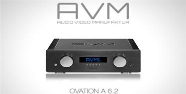 毫无疑问的Hi End等级产品!AVM Ovation A6.2