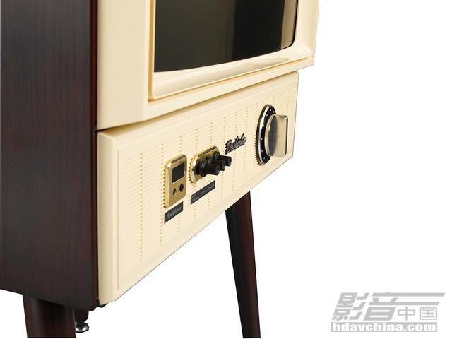 80后小时候的旧款电视,重新推出有HDMI