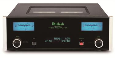 高质量地重播和保存黑胶-McIntosh MP1100唱头放大器