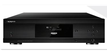 顶级4K UHD蓝光机即将发表!-OPPO UDP-205