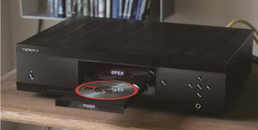给音响发烧友的UHD蓝光机-OPPO UDP-205