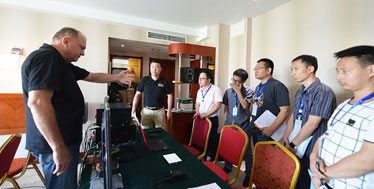 THX-HAA HT3培训:强调实战的重要性