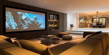 客厅影院设计实用新手谈(一):环境大改造