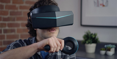8K分辨率VR头显告诉你真正的沉浸式体验