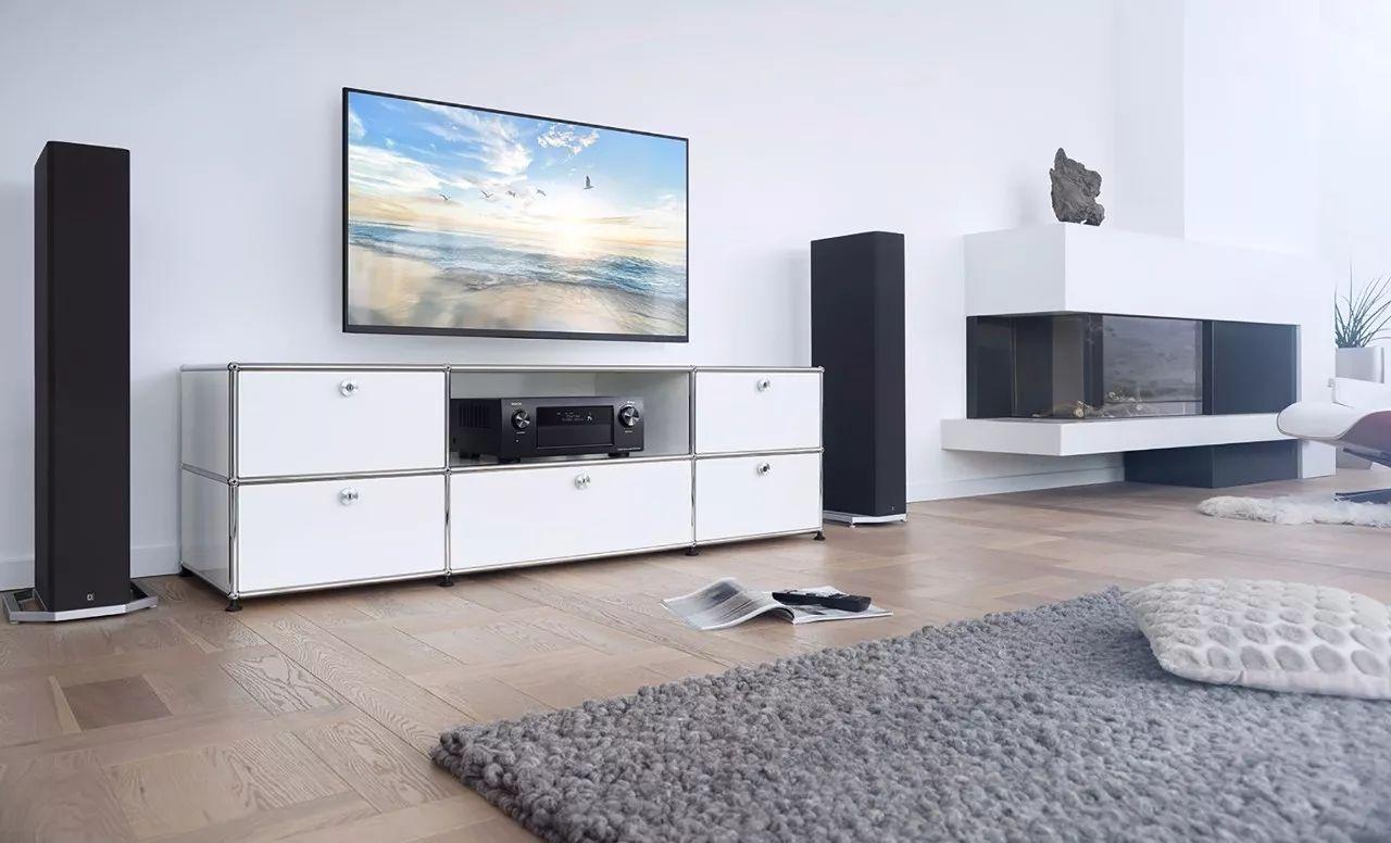 Denon AVR-X6400H和AVR-X4400H,提供引人入胜的沉浸式环绕声以及HEOS多房间音乐串流