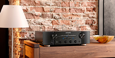 Marantz推出配备新开发Marantz音乐唱头均衡器前级的PM8006功放