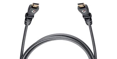 """德国 """"奥勒巴赫 Oehlbach"""" 180°C 灵活调节的HDMI——Flex Magic"""