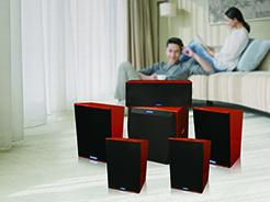 为高端私人影院、会所度身定做——ZONGSON H系列影K音响系统