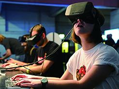 不走寻常路——拥有独特画风的VR设备