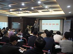 更接地气的国际管理方式——CEDIA广州中级培训企业与项目管理课