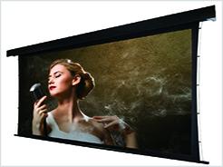 打造第四特性的首款HDR电动幕 OS推出STP-120H-HF102幕布