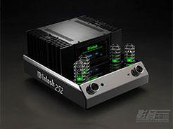 晶管混合设计 McIntosh发表了新一代合并式放大器MA252