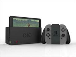Switch专属!OJO便携投影机——打造家庭娱乐新选择