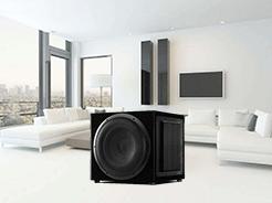 双12英寸磨砺登场 惠威科技SUB12S有源超低音
