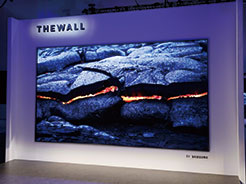 "三星""The Wall""MicroLED电视"
