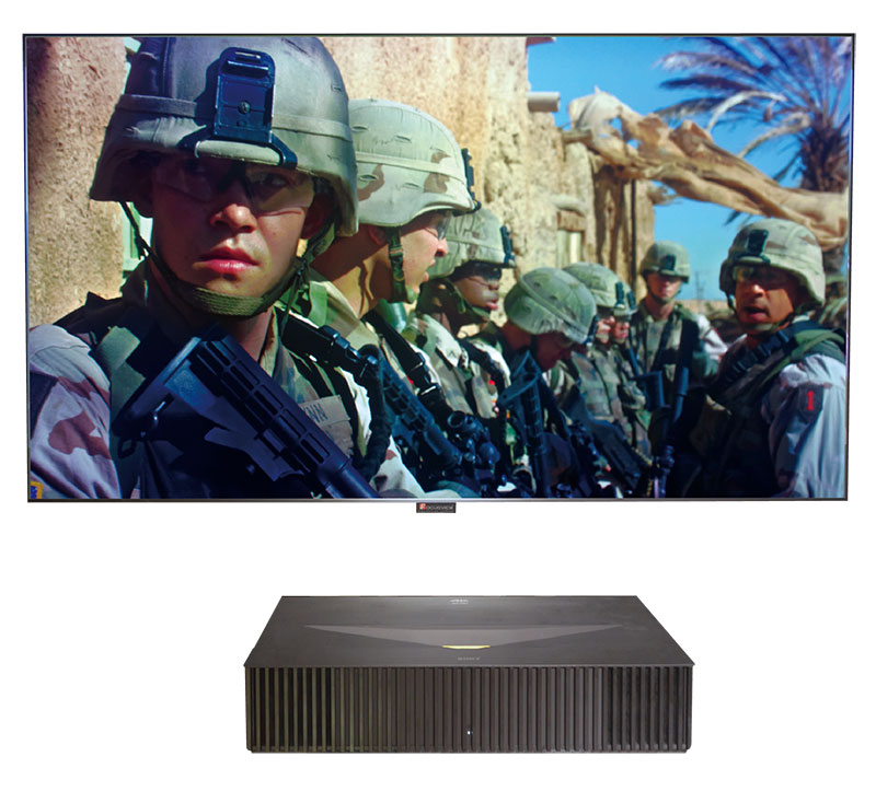 走近2019 激光电视评测之·Sony(索尼)VPL-VZ1000