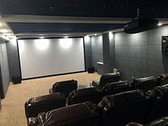 75㎡、7.2.4配置的豪华影院