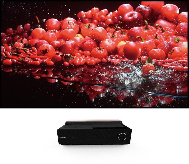 走近2019 激光电视评测之·海信(Hisense) 4K激光电视L6