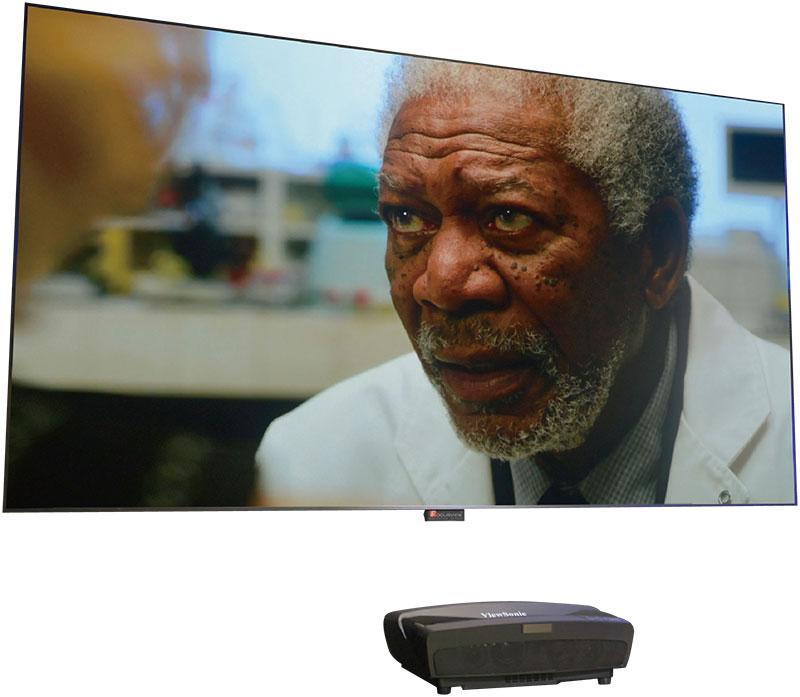 走近2019 激光电视评测之·ViewSonic(优派) LS820