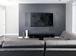 为平板电视找个良伴:Paradigm CI Pro P5-LCR定制入墙式扬声器