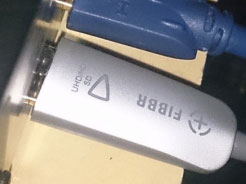 FIBBR 五米光纤HDMI线音频视频试听感受对比