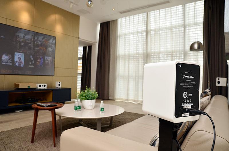 南京音范:无线传输是客厅影院的发展趋势 探访中国客厅影院产业联盟体验点