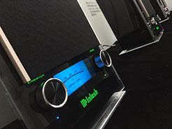 昇和影音正式发布McIntosh RS100无线串流音响系统