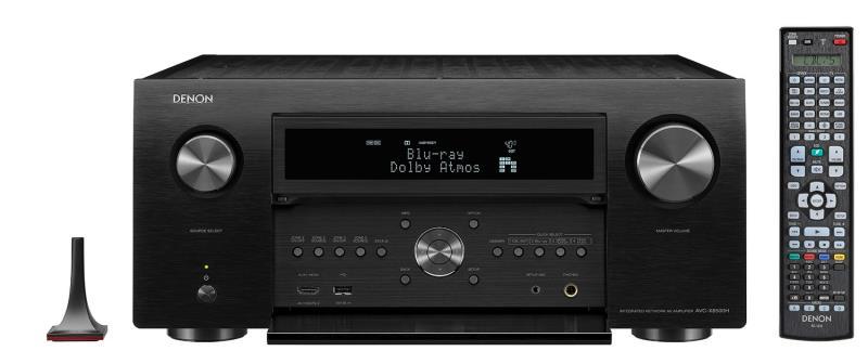 横空出世,Denon推出全球首款13.2声道影院功放机