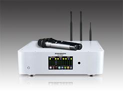 观影K歌更加简单便捷 ZONGSON(众声) KH-7002/W5客厅影K组合