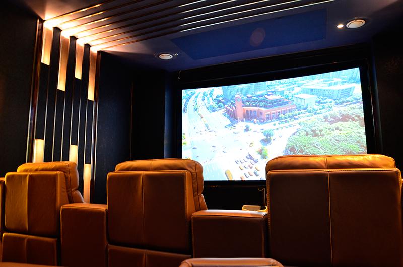南京0+影院:树立品牌,铸就客厅影院大市场 探访中国客厅影院产业联盟体验点