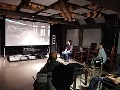 """现场直击:""""主流入门4K HDR 家庭影院投影机""""评测活动"""