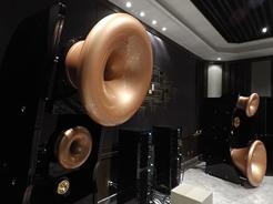 乐派文化艺术推广有限公司正式开业,并发布德国Cessaro Omega旗舰音箱