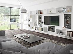 达尼定制安装音箱 PHANTOM S让你构建更简约的影院空间,展现更佳的声音魅力