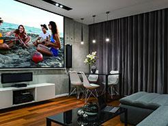 结构特别的HDMI光纤线 是4K HDR投影长距离传输的新选择