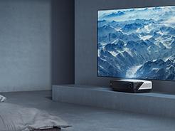 海信激光电视L5/L7新品发布相关素材