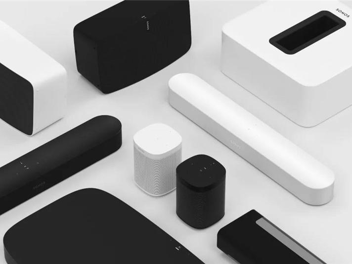 全新 Sonos Beam, 你的智能条形音响