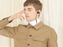 致敬经典,B&O新款挂耳式蓝牙耳机Earset